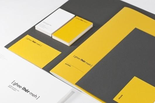 personal identity : Guilherme #branding #portfolio #system #identity #minimal