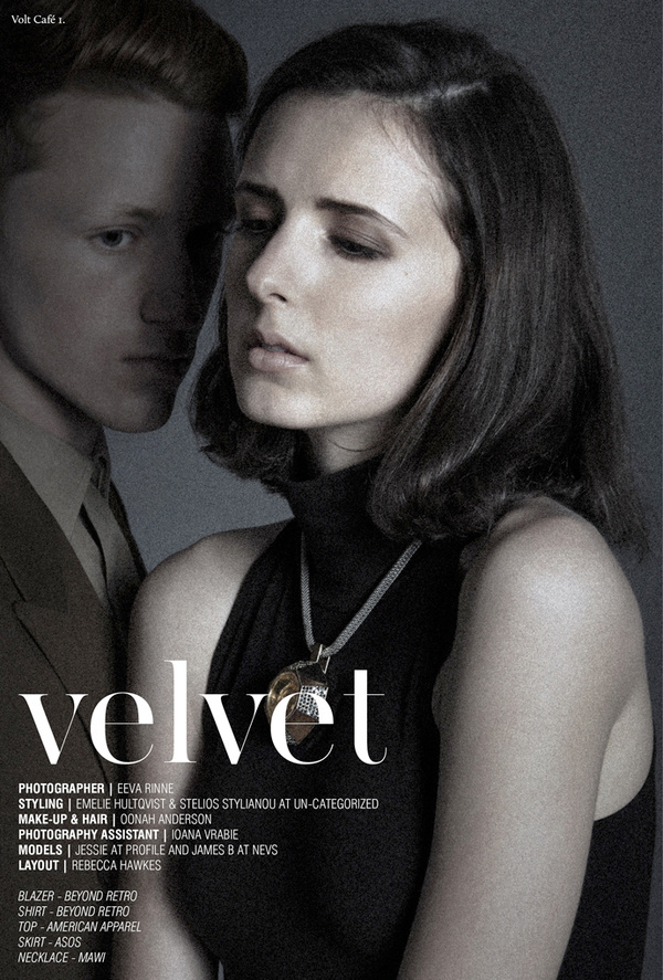 Velvet | Volt Café | by Volt Magazine #styling #volt #cafe #fashion #layout #editorial #magazine #beauty