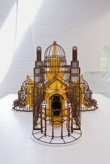 nick ervinck selectedworks exhibitionviews_ #nick #koekelberg #sculpture #ervinck #art
