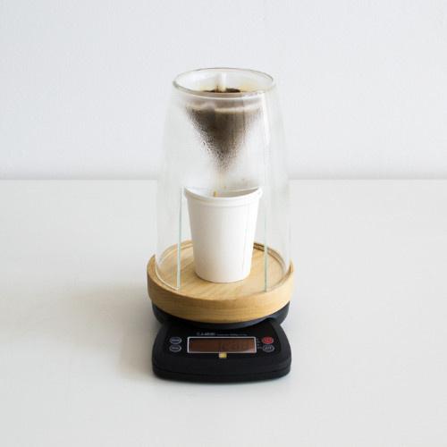 Manuel Coffeemaker by Craighton Berman Studio #minimalist #design #minimal