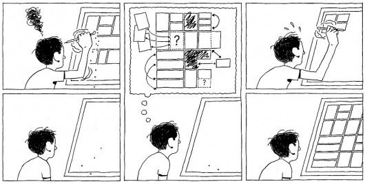 Back to the drawing board. #subsub #board #lambert #comic #joseph #drawing