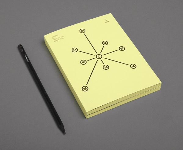 CIM #font #cim #yellow #courier #akzidenz #black #fiore #mariano #notepad #murcia #sublimacomunicacion