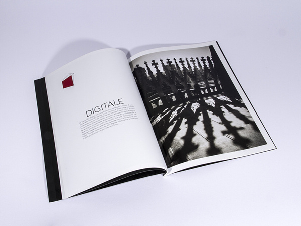 Book of photography #book #book cover #print book #minimal book #geometry book