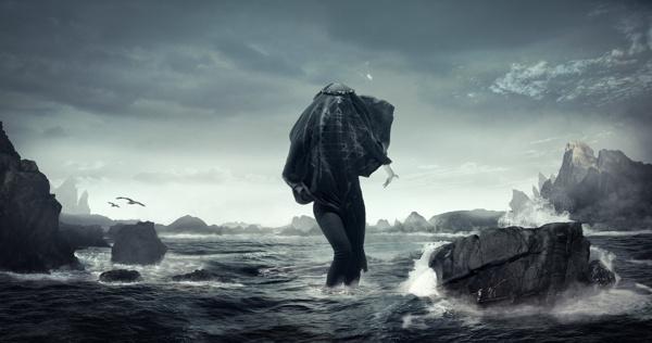 I N M O L A C I xc3x93 N / Frame No. 166 on Behance #ocean #666frames #black #sea #antidenim