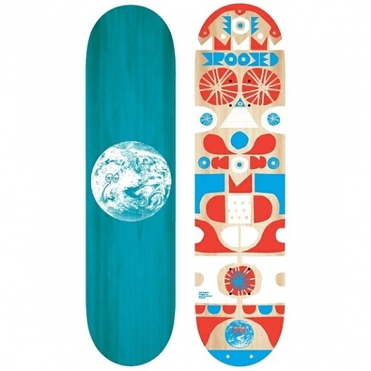 Graphic / Cody Hudson skateboard design #cody #skateboard #illustration #hudson