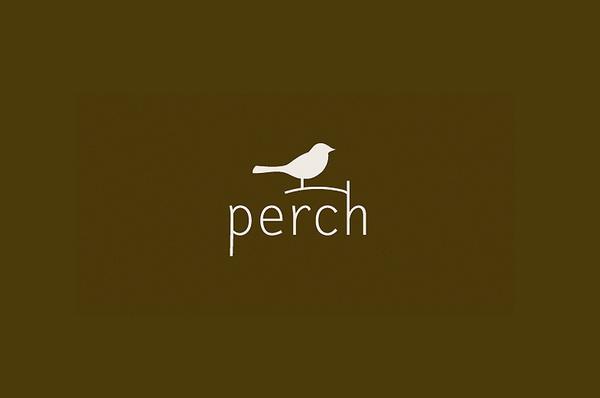 Perch Logo design by Rubber Design #logo