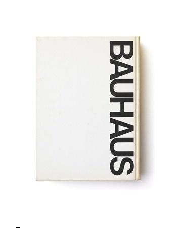 Baubauhaus. #type #bauhaus #book