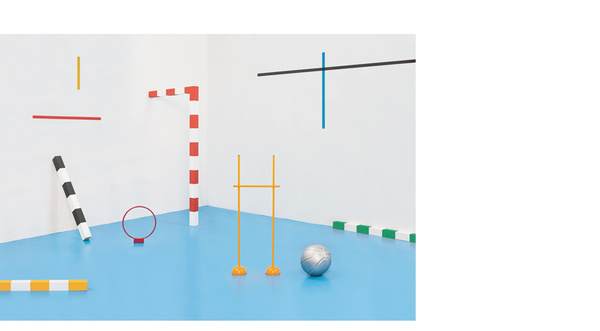 Ill Studio - Christophe Lemaire xe2x80x94 Nxc3xb6vo 02 #photography #interior #installation #object #sports