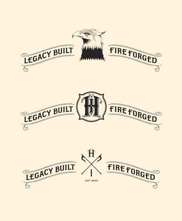 HOOK #eagle #lettering