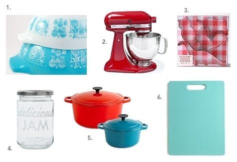 simply color: hannah berman   Design*Sponge #kitchen