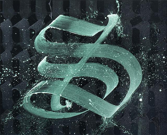 Calligraffiti by Niels Shoe Meulman 6 #street art #calligraffiti #calligraphy #graffiti #typography #text