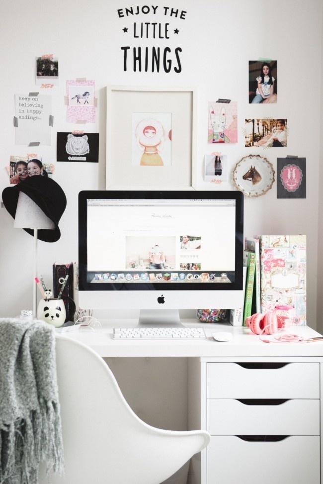Teen Desk Space