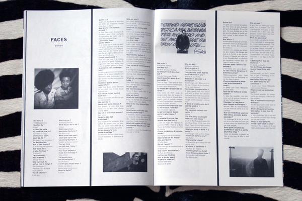 First Look: BWGH Magazine | HUH. #bwgh #design #pub #magazine