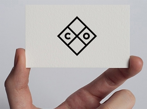 Identity for Common Office architects #symbol #logo #print #identity