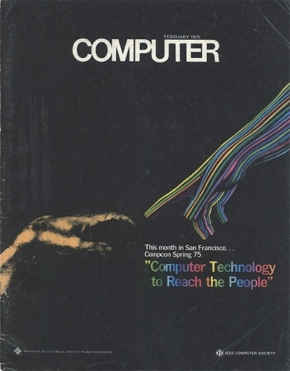 Swivelarms - The Art and Design of Paul Panfalone #computer #print #design #70s #cover #vintage #magazine
