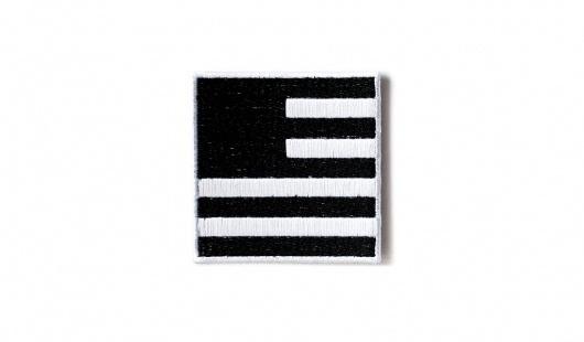 Cavalier — $5 Original Woven Patch #patch #design