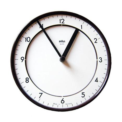 braun clock ABW 41 #clock #dieter #braun #rams