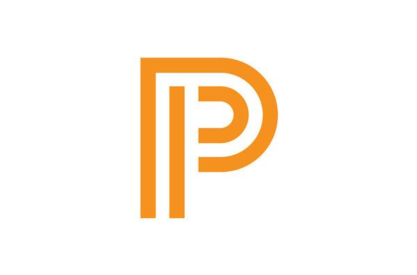 Princeton University Press logomark designed by Chermayeff & Geismar #logo