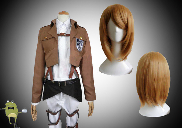 Attack on Titan Petra Ral Cosplay Costume + Wig #costume #ral #petra #cosplay
