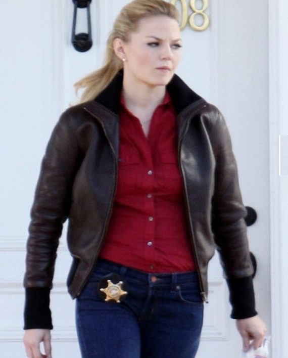 Jennifer Morrison Once Upon A Time Jacket