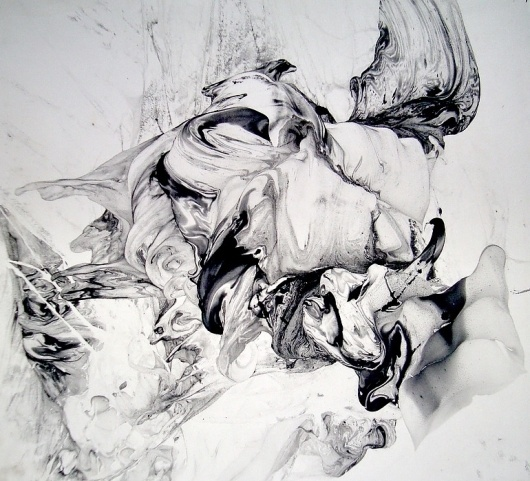Saatchi Online Artist: i wayan sudarsana yansen; Oil, Painting #abstract #drawing #illustration #art #painting #organic