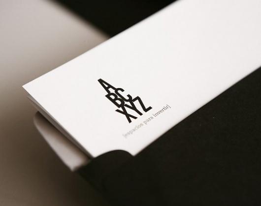 ABCXYZ | Lovely Stationery #card #business