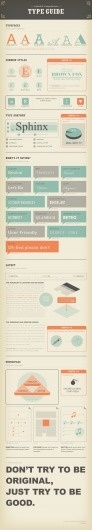 Guida base alla tipografia | Tiragraffi #guide #design #graphic #typefaces #vintage #typeface #type #typography