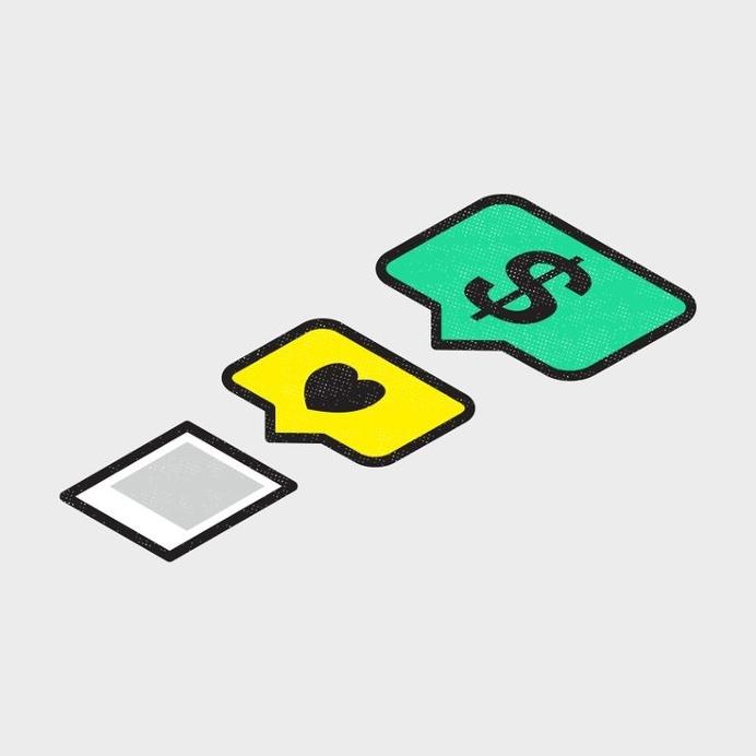 Affiliate design #illustration #design #flat #icon