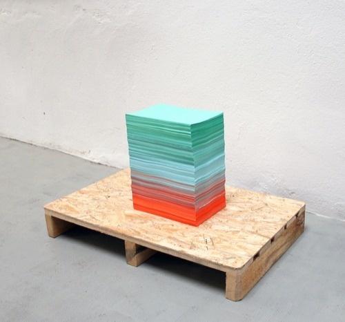 Jordi Ferreiro « PICDIT #sculpture #colour