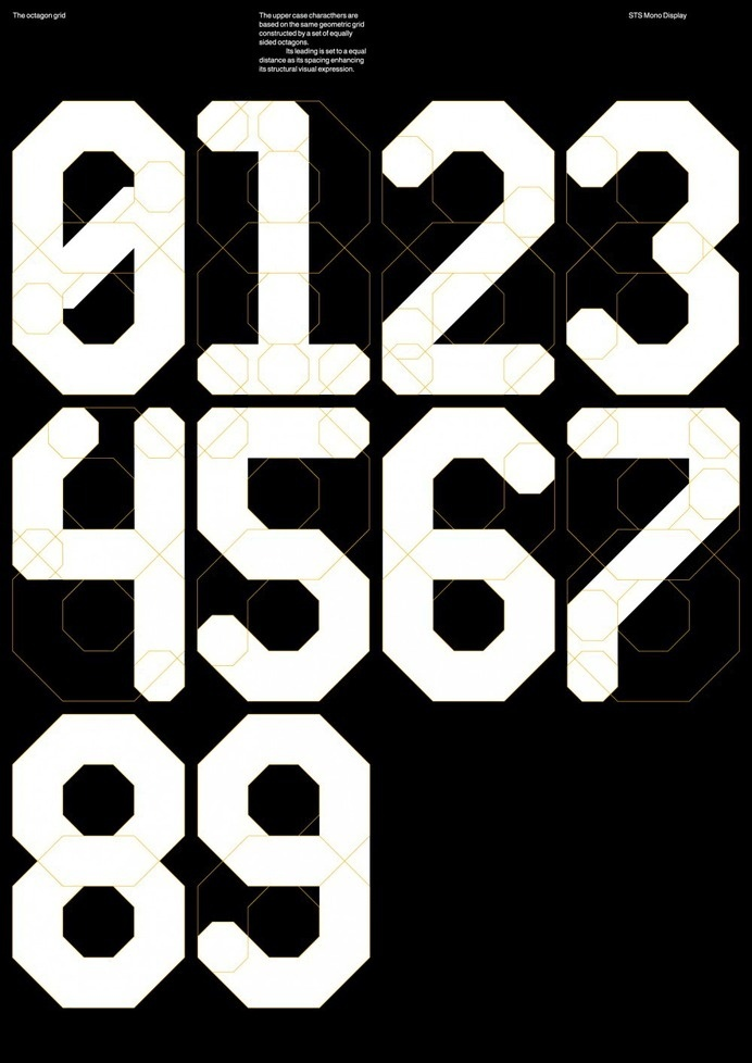 New Logo and Identity for Spread The Sign by Kurppa Hosk #font #kurppa #host #numbers #type #bespoke #typography