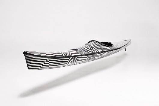 Dazzle-Camo-Kayak2a.jpg (1200×800) #design #kayak #dazzle
