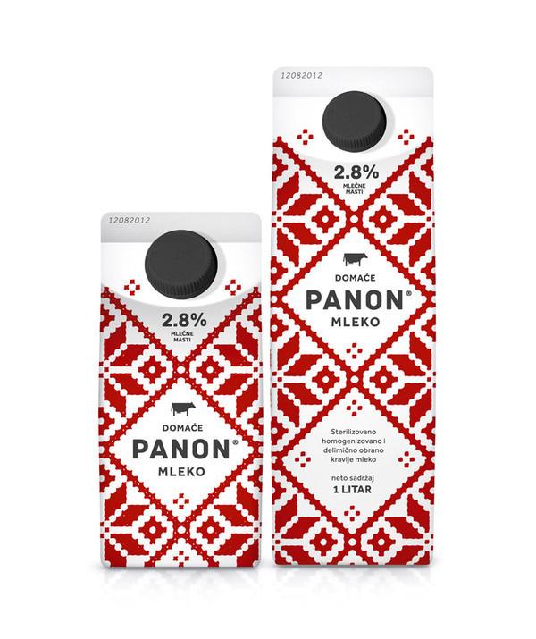 Panon #packaging #pattern #package #carton