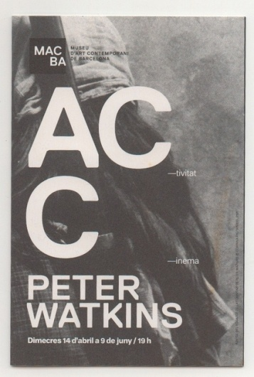 macba. peter watkins program. - Image Board: snsouthwick