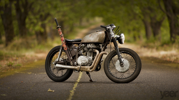 YAER 'Photo a Day' Matthew's Rat Rider.. 9/365 « YAER Productions #motorcycle