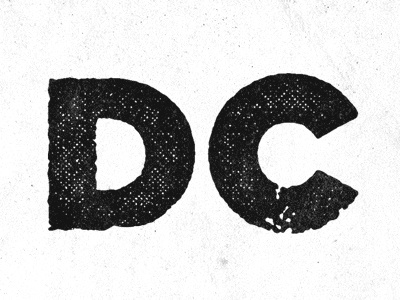 FFFFOUND! | Dribbble - District of Columbia by Jeremy Paul Beasley #logo #branding