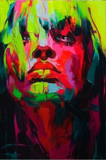 Google Image Result for http://www.bcreative.al/wp-content/uploads/2011/10/0e9590ff039f4ea5ebeaff6a420704d8.jpg #francoise #colorful #nielly #painting
