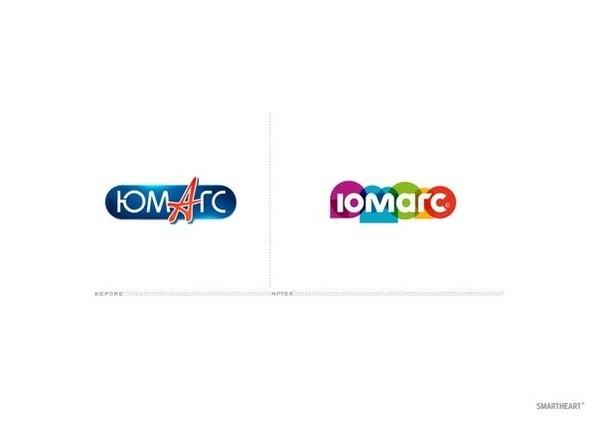 Rebranding Yumags #rebranding #restyling #identity