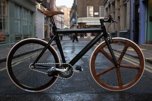 The Black Workshop #bike
