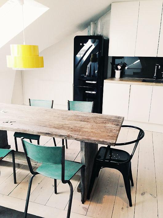 smeg kitchen #interior #design #decor #kitchen #deco #decoration