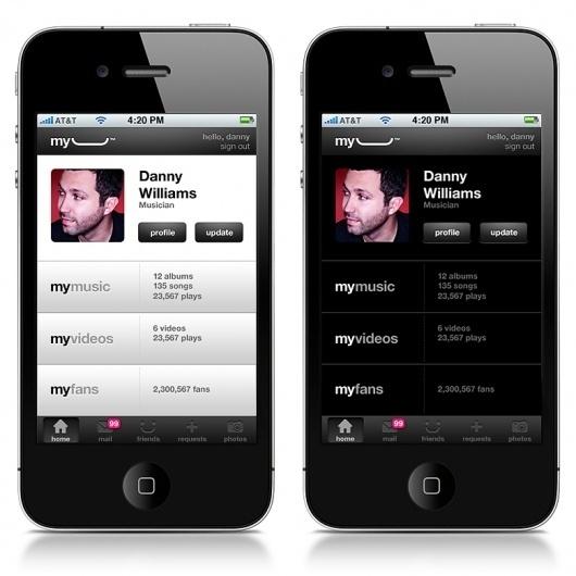 Face. #iphone #face #myspace
