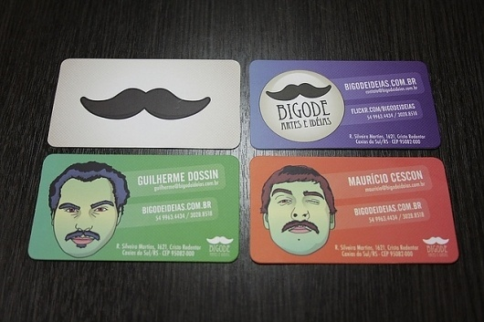 Untitled | Flickr - Photo Sharing! #agency #business #branding #card #ideas #moustache