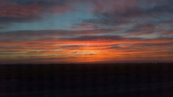 Glamis, CA #upsidedown #sunset #glamis #photography