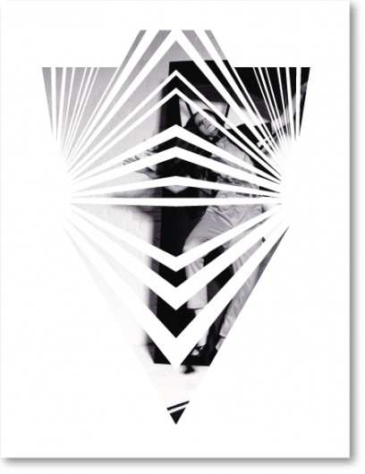 Brittique poster designs on the Behance Network #fashion #design #brittique #poster