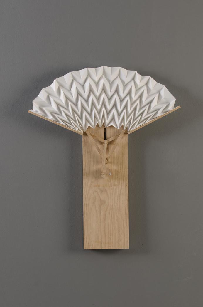 Hanshi exploration in motion in furniture.