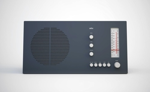 Merde! - kentson: Industry design (Braun radio)Â #braun #industrial #design
