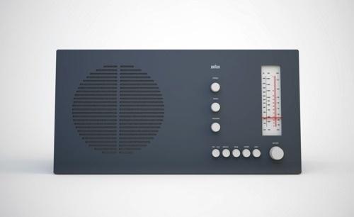 Merde! - kentson: Industry design (Braun radio)Â #braun #industrial #design