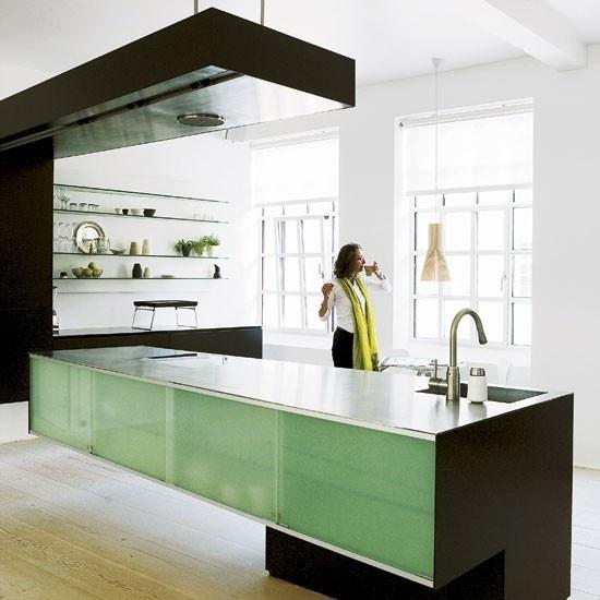 The Design Chaser: Homes to Inspire | Danish Loft Apartment #interior #design #kitchen #deco #decoration