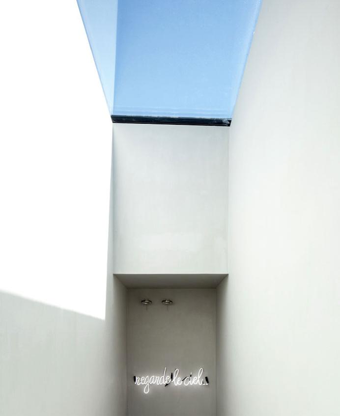 Impressive Architectural Construction of Graafjansdijk House - #house, #home, #decor, #interior,