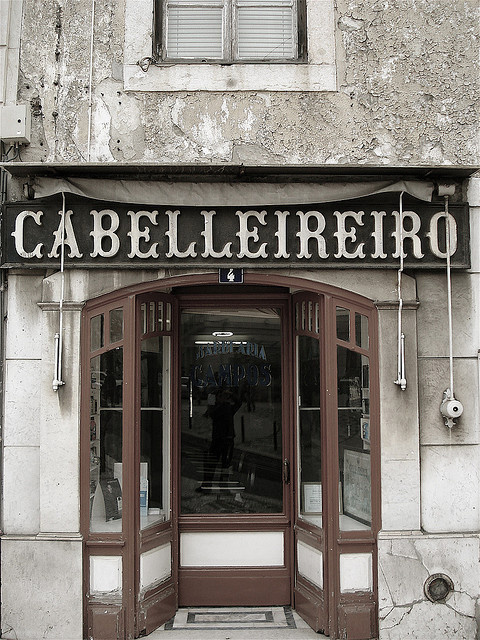 photo #type #lisboa #cabelleireiro