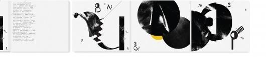 Non-Format - Ben Butler & Mousepad #packaging #illustration #non #format